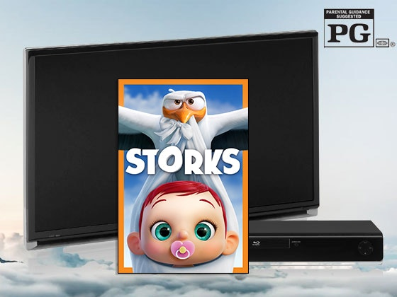 Storks movie giveaway