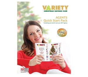 Variety christmas savings club competition