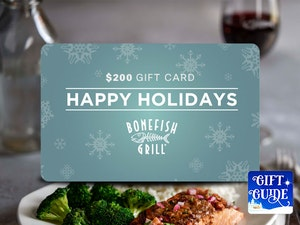 Bonefish grill holiday 1
