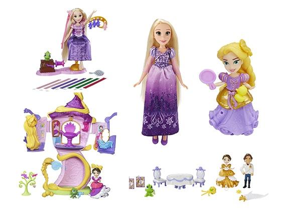 Rapunzel giveaway