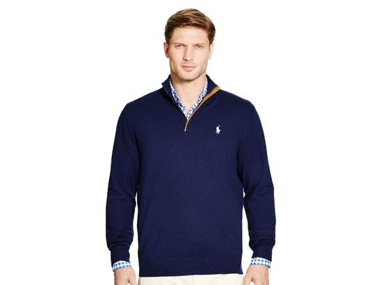 Ralph lauren golfing sweater competiiton