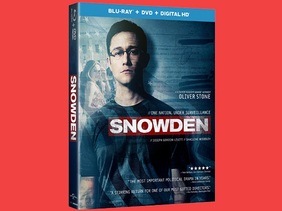 Snowden dvd giveaway