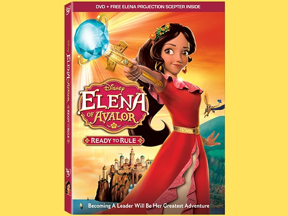 Elenaofavalor dvd giveaway