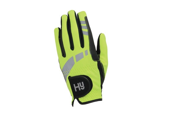 H5 extreme reflective softshell gloves