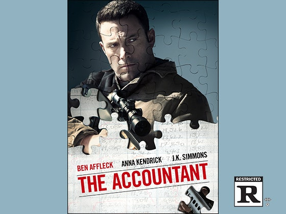 The accountant movie giveaway