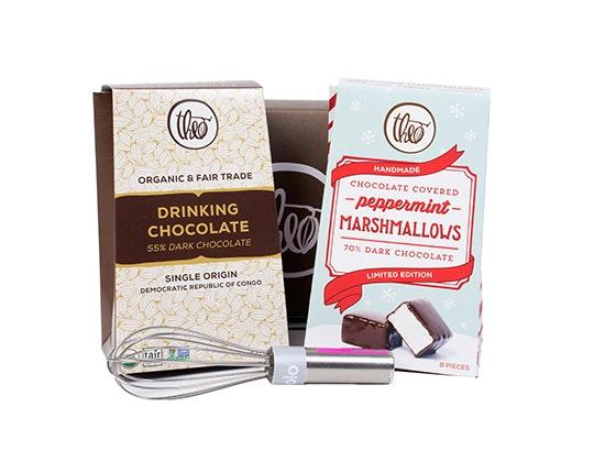 Theochocolate giveaway