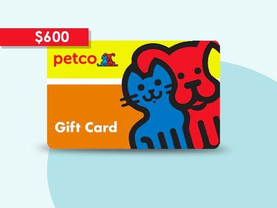 Petco giveaway 2