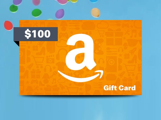 Amazon gift card womansworld giveaway