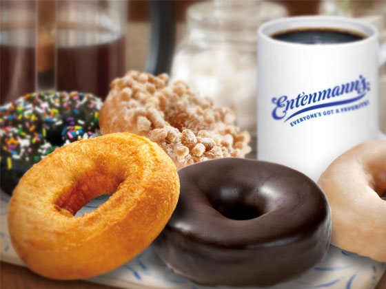 Entenmanns donuts womansworld giveaway