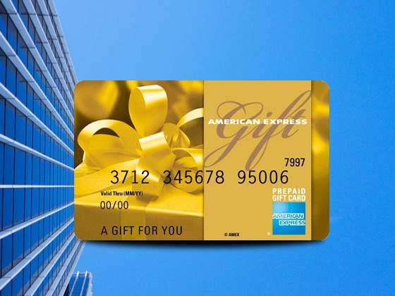 Antm amex card giveaway 1
