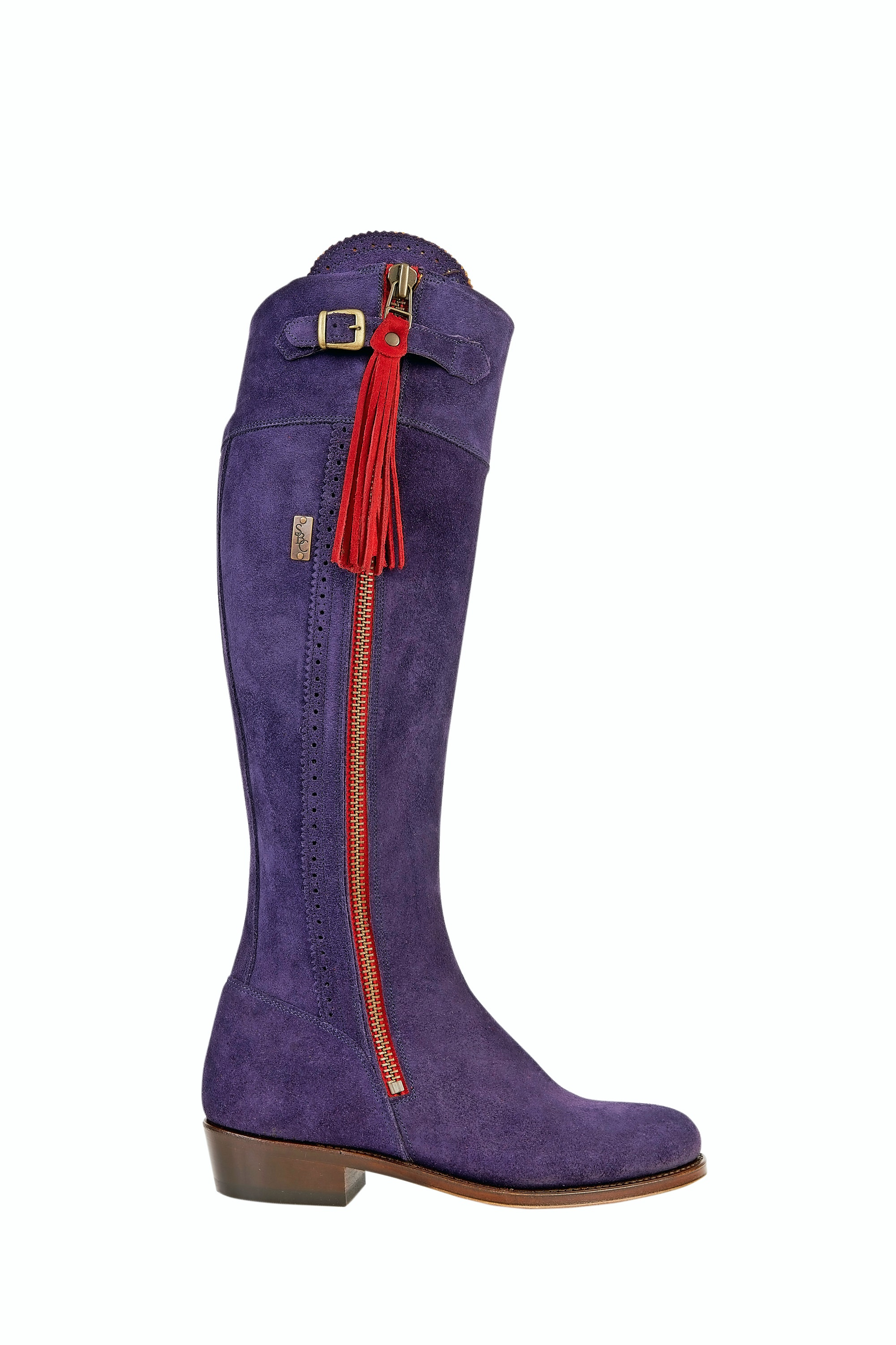 The spanish boot company s   la reina  boot