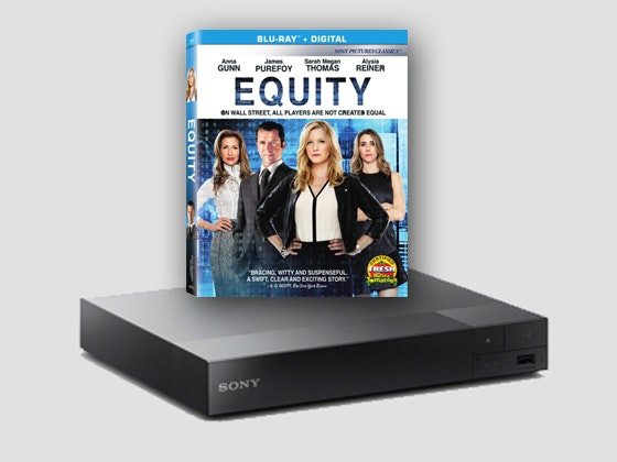 Equity dvd giveaway