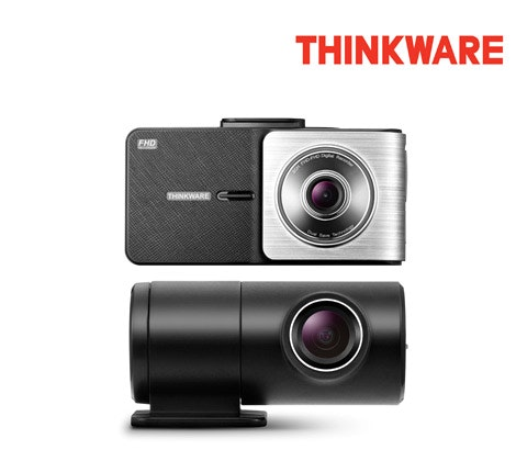 Thinkware X500 Dash Cam and Rear View Camera sweepstakes