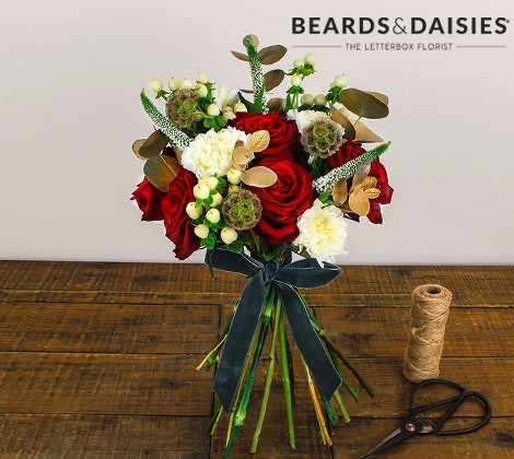 Beards & Daisies flowers sweepstakes