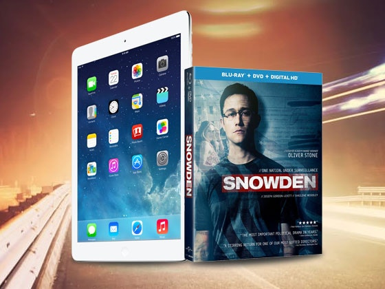 Snowden ipad mini giveaway 1