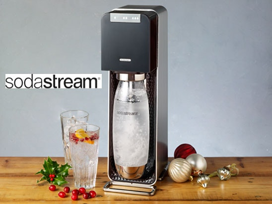 SodaStream Power machine sweepstakes