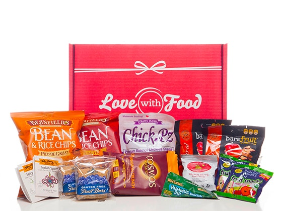 Love With Food Subscription sweepstakes