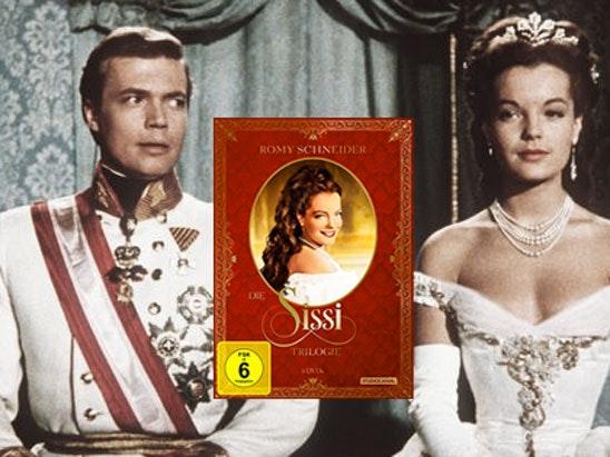 Sissi mit dvd