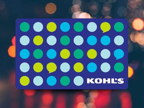 Kohls giveaway 1