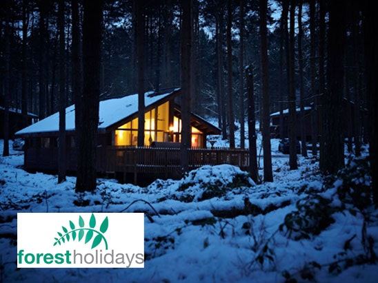 Forest holidays cabin competition