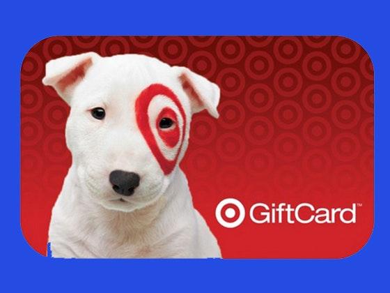 Target giftcard giveaway