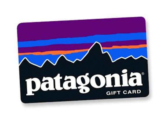 Patagonia giftcard giveaway