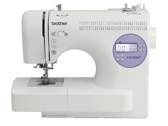 a Brother sewing machine sweepstakes