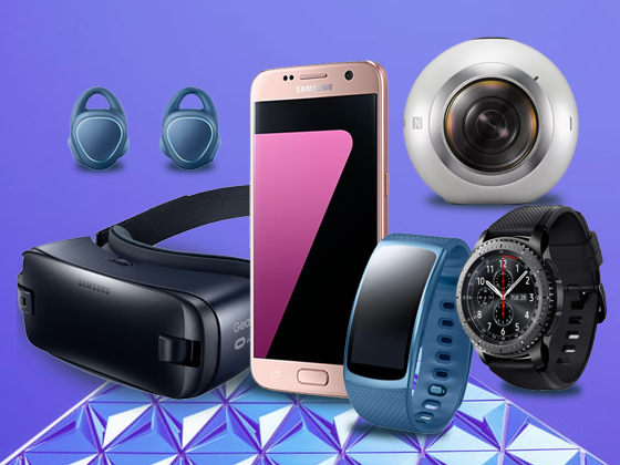 Samsung Mobile Ecosystem Prize Package sweepstakes