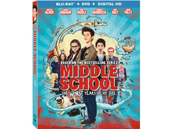 Middleschool j14 dvd giveaway