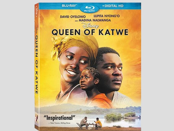 J-14: Queen of Katwe DVD sweepstakes