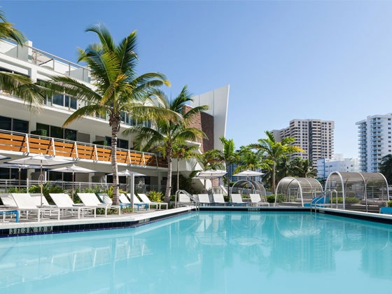 Gates hotel southbeach giveaway 1