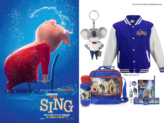 Sing sweepstakes
