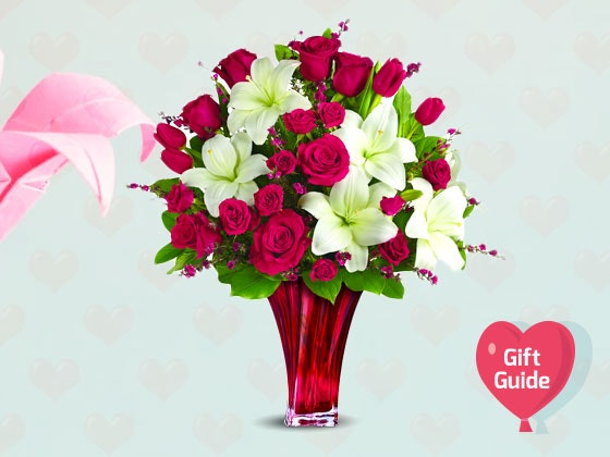 Teleflora loves passion vday bouquet giveaway