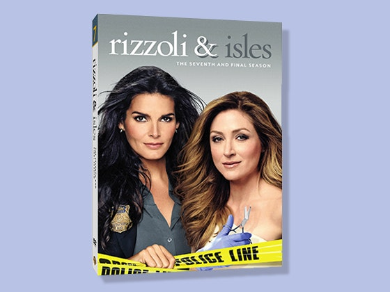 Rizzoli and Isles: The Complete Seventh & Final Season on DVD sweepstakes