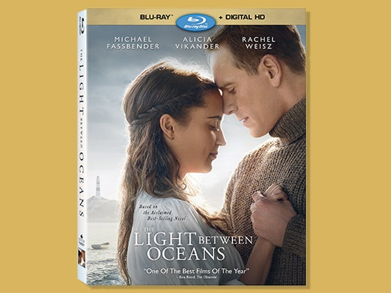 The Light Between Oceans on Blu-ray and Digital HD sweepstakes
