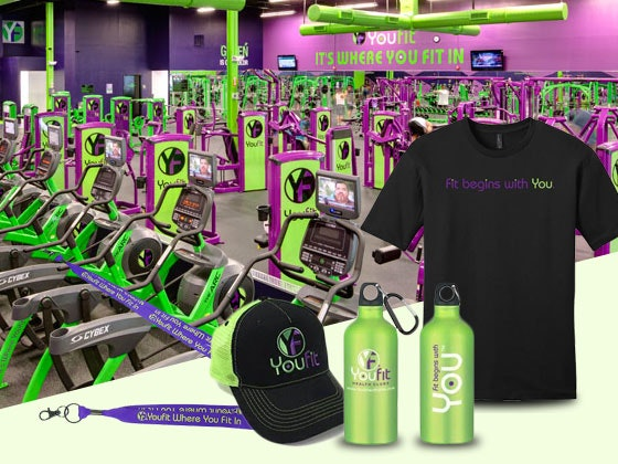 Youfit Gym Membership & Gear Pack sweepstakes
