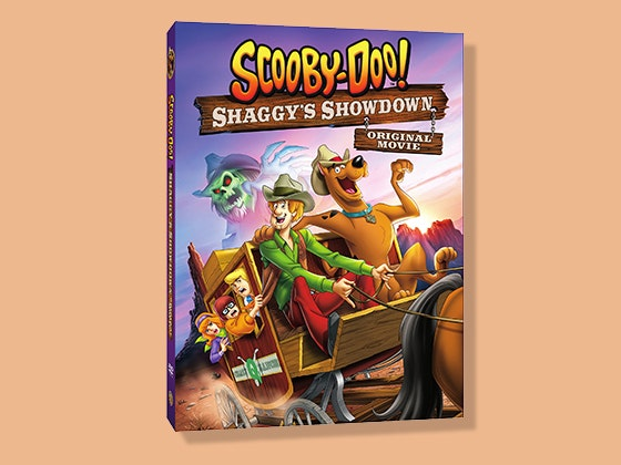 Scooby doo shaggy showdown giveaway