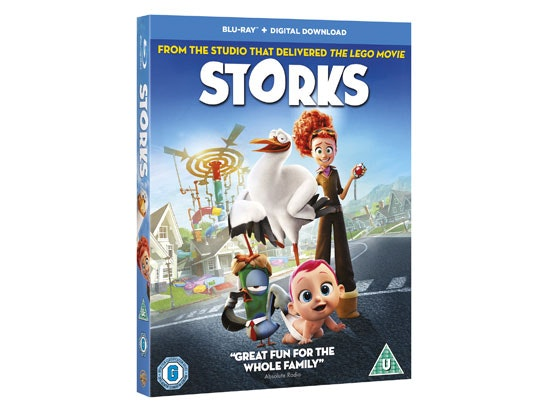 Storks sweepstakes