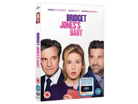 Bridget Jones's Baby sweepstakes