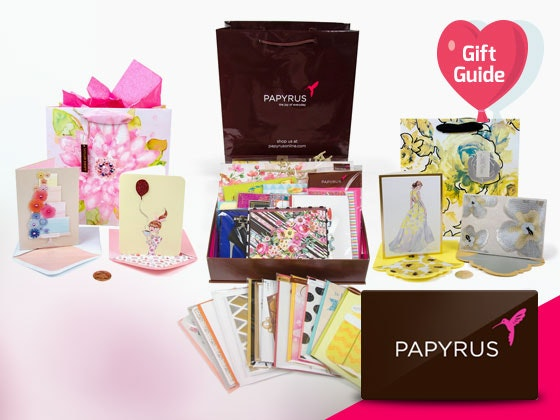 Papyrusstationery vdaygiftguide giveaway
