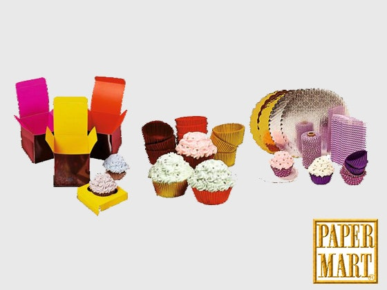 GW Bake it Up: Paper Mart Bakery Collection sweepstakes