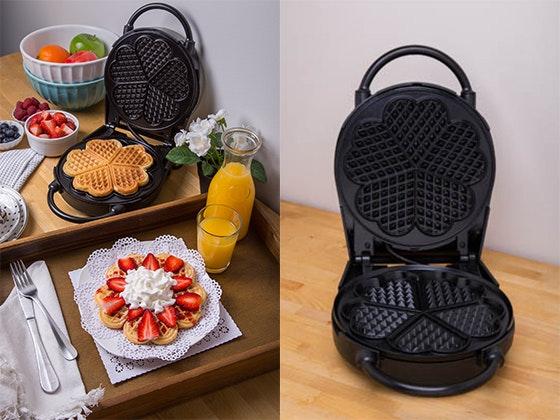Heartwaffler cucinapro bakeitup giveaway