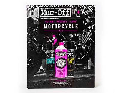 Clean protect lube motorcycle winit
