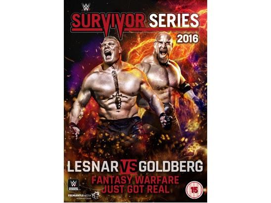 WWE: Survivor Series 2016 sweepstakes