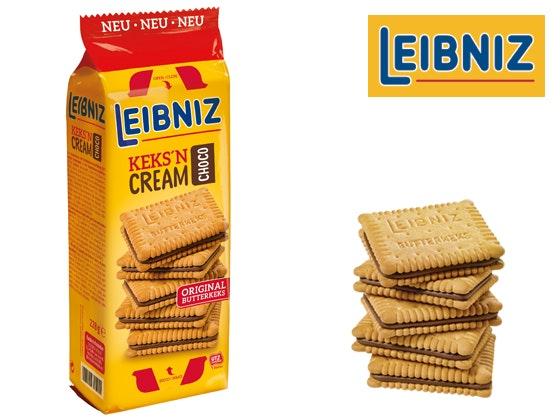 Kekspaket von Leibniz zu gewinnen Gewinnspiel