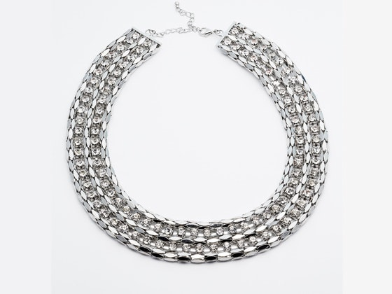 Sparkly Costume Jewellery Necklace sweepstakes
