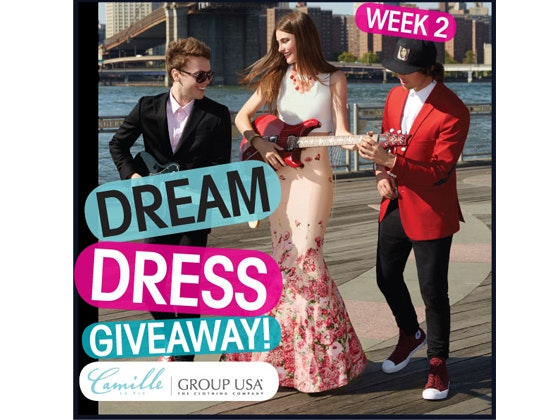 Promdress week2 giveaway