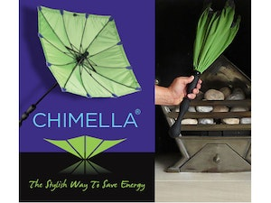 Chimella chimney draugh excluder competition