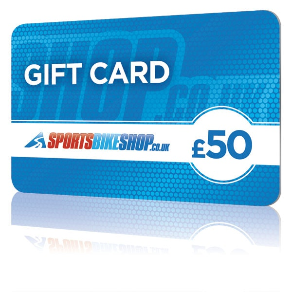Sports Bike Shop Gift Voucher sweepstakes