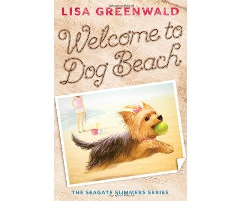 Dog beach giveaway